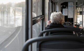 Sotsiaalministeerium uurib ühistranspordi ligipääsetavust erivajadustega inimestele