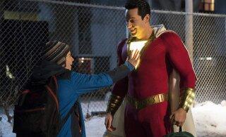 """Saa esimesena osa uue humoorika superkangelasefilmi """"Shazam!"""" linastusest"""