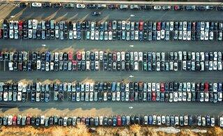 Matemaatika aitab: kuhu auto parkida