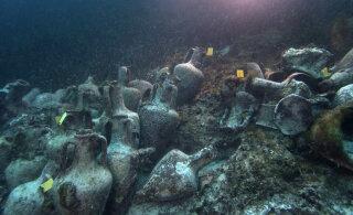 В Греции открылся первый подводный музей