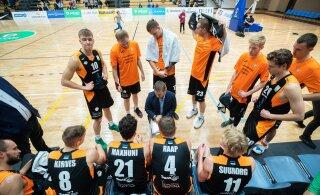 Suur samm! Pärnu Sadama korvpallitiim pürgib järgmisel hooajal eurosarja