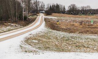 Теплая зима сильно ударила по доходам многих жителей Эстонии