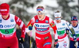 СЕГОДНЯ: Швеция, Норвегия или ФЛСР? Кто выиграет эстафету в Оберстдорфе?