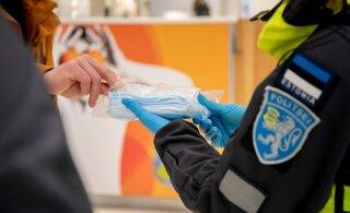 Полиция о потасовке из-за маски в торговом центре: недоразумения нельзя разрешать конфликтным путем