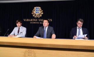 Правительство раскололось в вопросе кризиса рабочей силы: Ратас и Рейнсалу за продление разрешений на работу, Хельме против
