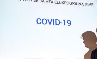 Terviseekspertide hinnangul on Eesti koroonakriisiga hästi toime tulnud