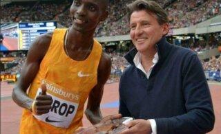 Olümpiavõitja ja kolmekordne maailmameister jäi dopinguga vahele