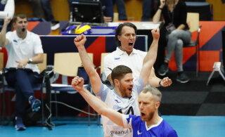 OTSEBLOGI AMSTERDAMIST | Eesti koondis alustas ellujäämismängu fantastiliselt, kuid Holland ärkas ja viigistas seisu