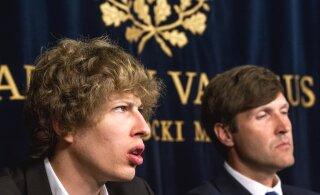 OTSEPILT | Riigikogu infotunnis räägivad koroonaviiruse levikust Tanel Kiik ja Martin Helme