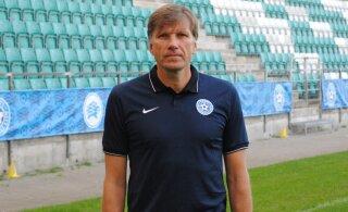 Принс возглавил молодежную сборную Эстонии, Воолайд назвал помощников