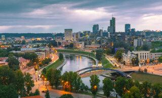 ВИДЕО | ЧП в центре Вильнюса: произошла утечка фекалий, загрязнена река