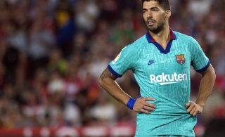 Luis Suarez: meid ootab ees väga raske hooaeg