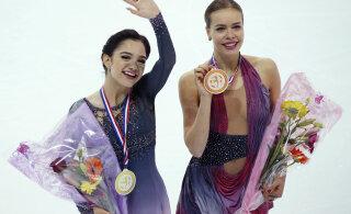 ФОТО: Беби-бум в российском спорте. Еще одна фигуристка ждет ребенка