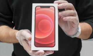 Apple'i uued telefonid on nii võimsad, et Androidiga rivaalidel tasub juba alla anda
