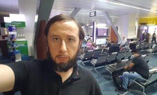 Kolm kuud Filipiinide lennujaamas konutanud jõhvilane jäi reisil koju lennukist maha