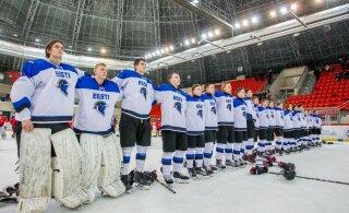 """Эстония завоевала """"бронзу"""" на домашнем Кубке Балтии"""