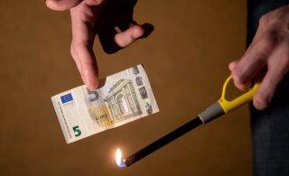 Нарвский мужчина перевел мошенникам 13 525 евро. Будьте бдительны!