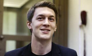 """Фигуранта """"московского дела"""" Егора Жукова приговорили к трем годам условно"""