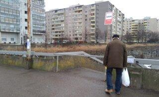 ФОТО ЧИТАТЕЛЯ | На Лаагна открылась трамвайная остановка?
