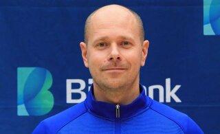 Alar Rikbergist saab Tartu Bigbanki peatreener