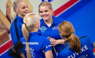 Eesti kurlingunaiskond avas EMil võiduarve