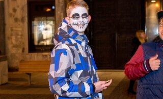 Terviseamet: tänases olukorras tuleb tõsiselt mõelda Halloweeni tähistamise ohutusele