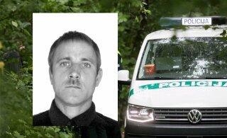 В Литве мужчина застрелил полицейского. Подозреваемого ищут на вертолете