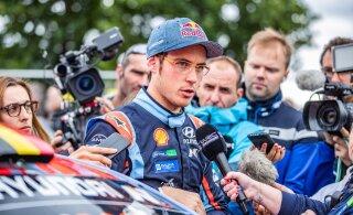 Thierry Neuville nimetas parima Soome rallisõitja