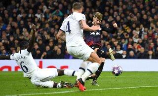 Leipzig seljatas Mourinho ja Tottenhami, Atalanta korraldas väravasaju