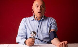 Kõrgvererõhutõbi – need elustiiliharjumused asetavad su riskirühma