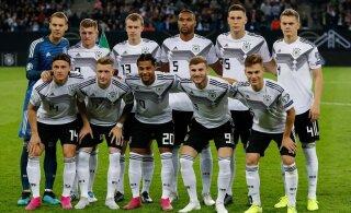 """""""Барселона"""", """"Реал"""", """"Бавария""""... Германия назвала состав на матч с Эстонией"""