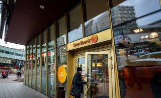 GRAAFIK | Baltimaad on Swedbankile üha olulisem rahamasin
