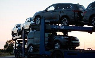 Uute sõiduautode müük kosub jätkuvalt. Esirinnas on vanad tuntud margid