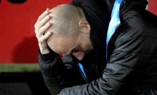 Manchester City peatreeneri Pep Guardiola ema suri koroonaviirusesse