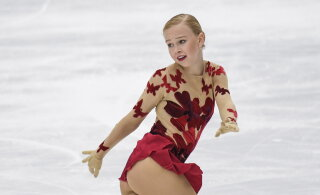 Eva-Lotta Kiibus võitis Saksamaal ISU võistluse
