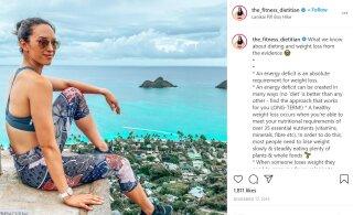 FOTOD | 31aastane dietoloog avaldab oma hea väljanägemise saladuse, mida ka sina saad rakendada