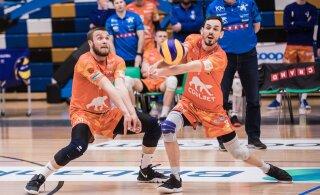 OTSEBLOGI | Kas Pärnu kroonitakse Eesti võrkpallimeistriks? Avageimis tekkis ootamatul põhjusel mänguseisak