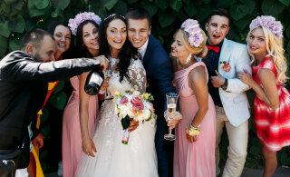 """""""Egoistlikud on külalised, kes ei täida noorpaari üht soovi."""" Kas pulmades on mõistlik panna paika kindel <em>dress code</em>?"""