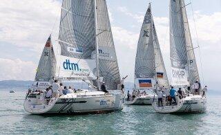 Maailma purjetamise edetabelis on Mati Sepp 6. ja Karl-Martin Rammo 22. kohal