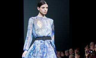 Кровь и женственные платья: каким был последний день Tallinn fashion week