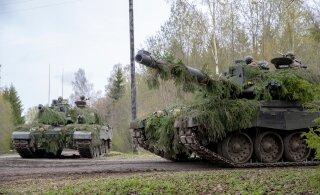 США проведут в Европе самые крупные военные учения за 30 лет