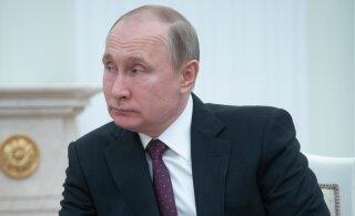 Рейтинг доверия Путину достиг рекордно низкого уровня