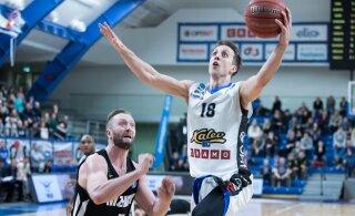 OTSEBLOGI | Kalev püüab VTB Ühisliiga play-off'iks paremat asetust hankida, poolaeg kaotati Nižni Novgorodile viie punktiga