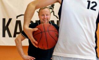 Aivar Kuusmaa nimetati U15 koondise peatreeneriks