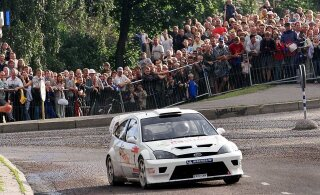 Markko Märtini legendaarne Fordi WRC-auto pandi müüki
