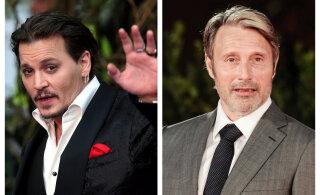 Bondi-filmist mustaks võluriks: Mads Mikkelsenist sai Johnny Deppi mantlipärija