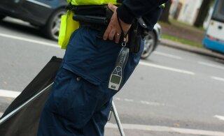 За прошедшие сутки полиция задержала 9 водителей в нетрезвом состоянии