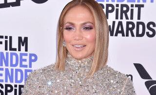 KUUMAD KAADRID | Jennifer Lopez peaaegu paljastas oma privaatosad, kui eksponeeris oma prinki peput