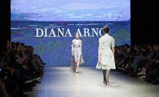 Онлайн-показ эстонского бренда Diana Arno пройдет на сайте Vogue