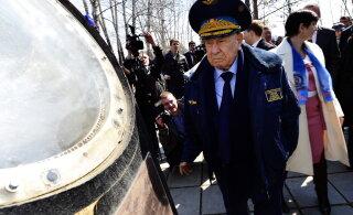 Умер космонавт Алексей Леонов — первый человек, вышедший в открытый космос